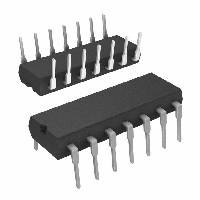 Rohm Semiconductor - BU4066BC - IC SWITCH QUAD 1X1 14DIP