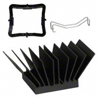 Advanced Thermal Solutions Inc. - ATS-51250R-C1-R0 - HEAT SINK 25MM X 25MM X 19.5MM