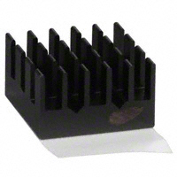 Advanced Thermal Solutions Inc. - ATS-55170D-C1-R0 - HEAT SINK 17MM X 17MM X 9.5MM