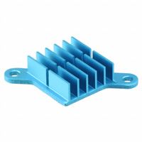 Advanced Thermal Solutions Inc. - ATS-CPX025025010-137-C2-R0 - HEATSINK 25X25X10MM L-TAB CP