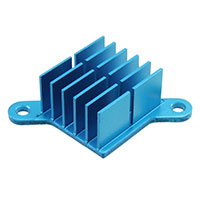 Advanced Thermal Solutions Inc. - ATS-CPX025025015-166-C2-R0 - HEATSINK 25X25X15MM R-TAB CP