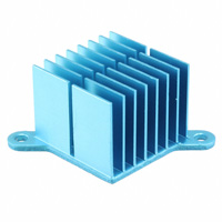 Advanced Thermal Solutions Inc. - ATS-CPX030030025-144-C2-R0 - HEATSINK 30X30X25MM L-TAB CP
