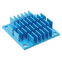Advanced Thermal Solutions Inc. - ATS-CPX040040010-113-C2-R0 - HEATSINK 40X40X10MM XCUT CP