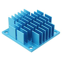 Advanced Thermal Solutions Inc. - ATS-CPX040040015-114-C2-R0 - HEATSINK 40X40X15MM XCUT CP