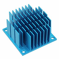 Advanced Thermal Solutions Inc. - ATS-CPX045045025-120-C2-R0 - HEATSINK 45X45X25MM XCUT CP