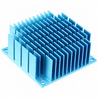 Advanced Thermal Solutions Inc. - ATS-CPX060060025-132-C2-R0 - HEATSINK 60X60X25MM XCUT CP