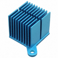 Advanced Thermal Solutions Inc. - ATS-FPX025025020-75-C2-R0 - HEATSINK 25X25X20MM R-TAB FP