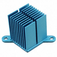 Advanced Thermal Solutions Inc. - ATS-FPX025025030-77-C2-R0 - HEATSINK 25X25X30MM R-TAB FP