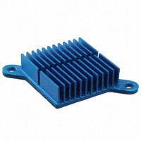 Advanced Thermal Solutions Inc. - ATS-FPX030030010-49-C2-R0 - HEATSINK 30X30X10MM L-TAB FP