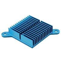 Advanced Thermal Solutions Inc. - ATS-FPX035035010-55-C2-R0 - HEATSINK 35X35X10MM L-TAB FP