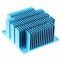 Advanced Thermal Solutions Inc. - ATS-FPX050050025-15-C2-R0 - HEATSINK 50X50X25MM XCUT FP