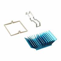 Advanced Thermal Solutions Inc. - ATS-X50350G-C1-R0 - SUPERGRIP HEATSINK 35X35X12.5MM