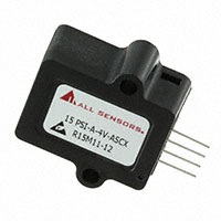 All Sensors Corporation - 15 PSI-A-4V-ASCX - SENSOR AMP 0-15PSIA