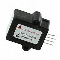 All Sensors Corporation - 15 PSI-D-4V-ASCX - SENSOR AMP 0-15PSID