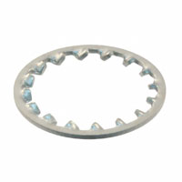 Amphenol RF Division - 000-5579-NA - WASHER INT TOOTH 3/8 PHOS BRONZE
