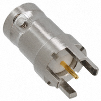 Amphenol RF Division - 031-5329-52RFX - CONN BNC RCPT STR 50 OHM PCB
