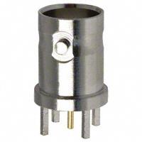 Amphenol RF Division - 112404 - CONN BNC RCPT STR 50 OHM PCB