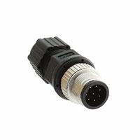 Amphenol LTW - 12-08BMMA-SL8001 - CONN PLUG 8POS INLINE PIN M12