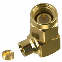 Amphenol RF Division - 132112 - CONN SMA PLUG R/A 50 OHM SOLDER