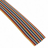 Amphenol Spectra-Strip - 135-2801-034 - CBL RIBN 34COND .050 MULTI 100'