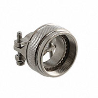 Amphenol PCD - A850493817N - CONN CABLE CLAMP SZ 17 SILVER