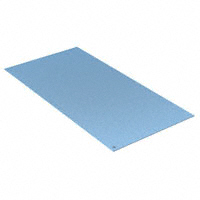 "ACL Staticide Inc - 8085BM2448 - MAT TABLE ESD 24""X48"" LT BLUE"