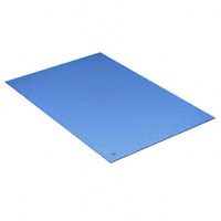 "ACL Staticide Inc - 8285RBM2436 - MAT TABLE ESD 24""X36"" ROYAL BLUE"