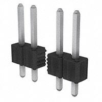 Amphenol FCI - 68000-406HLF - CONN HEADER 6POS .100 STR TIN