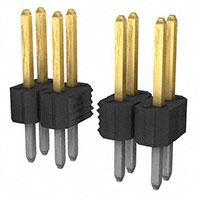 Amphenol FCI - 68602-210HLF - CONN HEADER 10POS .100 STR 15AU