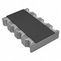 CTS Resistor Products - 742C083103JP - RES ARRAY 4 RES 10K OHM 1206