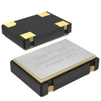 CTS-Frequency Controls - CB3LV-3I-32M7680 - OSC XO 32.768MHZ HCMOS TTL SMD