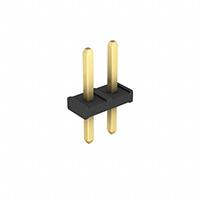 Hirose Electric Co Ltd - A3C-2P-2DSA - CONN HEADER 2POS 2MM GOLD DIP