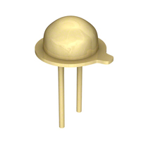 Opto Diode Corp - ODD-1 - PHOTODIODE LOCAP 1MM 632NM TO-18