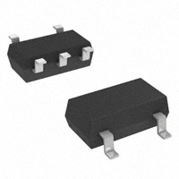 Panasonic Electronic Components - DMC201010R - TRANS 2NPN 50V 0.1A MINI5