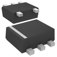 Panasonic Electronic Components - DZ5S068D0R - TVS DIODE 4VWM SSMINI