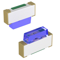 Panasonic Electronic Components - LNJ953W8CRA - LED BLUE 2SMD R/A