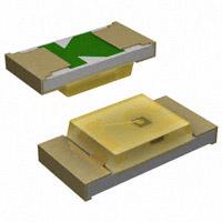 Panasonic Electronic Components - LNJ426W83RA - LED AMBER 0603 SMD