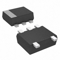Panasonic Electronic Components - UP0187B00L - MOSFET 2N-CH 30V 0.1A SSMINI-5