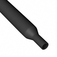 "Qualtek - Q2-F4X-2-01-QB48IN-5 - HEATSHRINK POLY 2""-48"" BLACK"