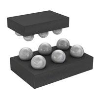 Rohm Semiconductor - BU9833GUL-WE2 - IC EEPROM 2KBIT 400KHZ VCSP50L1