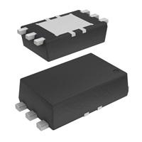Rohm Semiconductor - BH76206HFV-TR - IC VIDEO DVR LPF SGL 6HVSOF