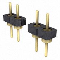 Samtec Inc. - BBL-132-G-F - CONN HEADR LOPRO 32POS .100 GOLD