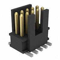 "Samtec Inc. - FTSH-105-01-F-DV-K - CONN HEADER 10POS DUAL .05"" SMD"