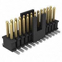 """Samtec Inc. - FTSH-113-01-L-DV-K - CONN HEADER 26POS DUAL .05"""" SMD"""