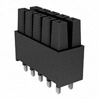 "Samtec Inc. - IPS1-105-01-S-D - CONN RCPT .100"" 10POS DUAL PCB"