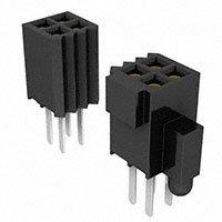 "Samtec Inc. - SFM-105-01-S-D-A - CONN RECEPT 10POS .050"" T/H"