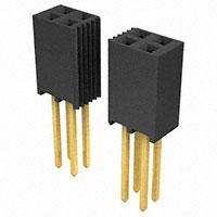 """Samtec Inc. - SSQ-150-03-G-D - CONN RCPT .100"""" 100POS DUAL GOLD"""