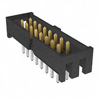 Samtec Inc. - STMM-108-02-F-D - 2MM TERMINAL STRIPS