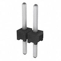 "Samtec Inc. - TMM-102-03-T-S - CONN HEADER 2POS .079"" T/H TIN"