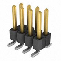 """Samtec Inc. - TSM-104-01-S-DV - CONN HEADER 8POS .100"""" DBL SMD"""